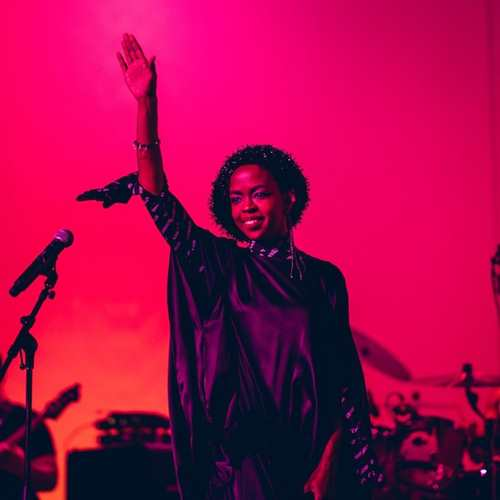 Ms. Lauryn Hill w/ special guest Seinabo Sey