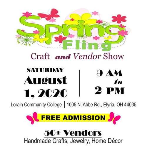 Spring Fling Craft & Vendor Show