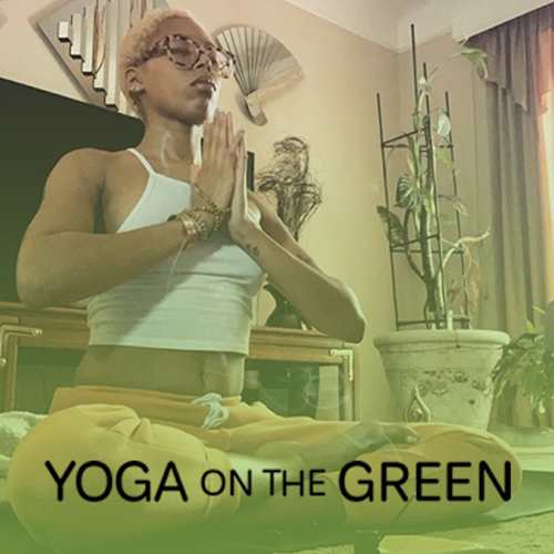 Yoga on The Green with Valerie Williams