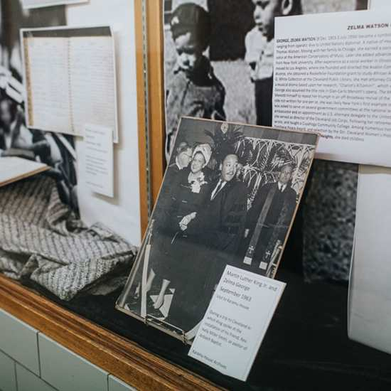 The History of Martin Luther King Jr. in CLE