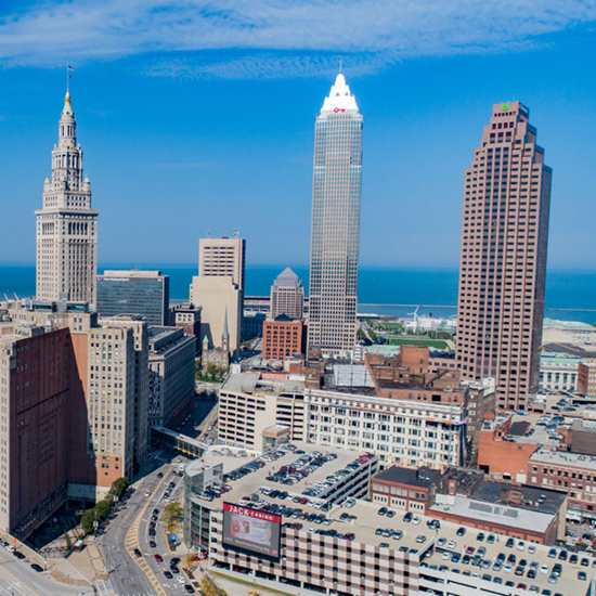 Cleveland Convention Center District