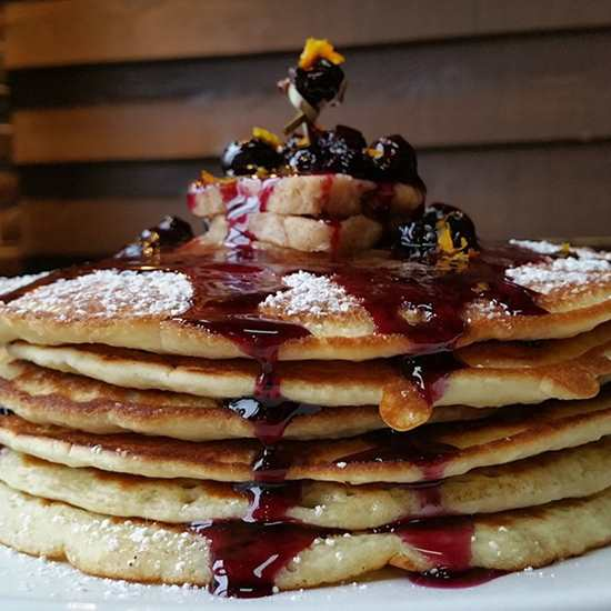 10 Spots for Great Pancakes in CLE