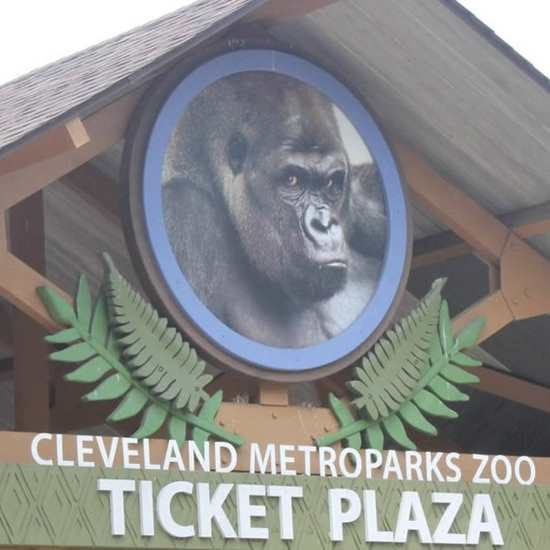 Cleveland Metroparks Zoo and Rainforest