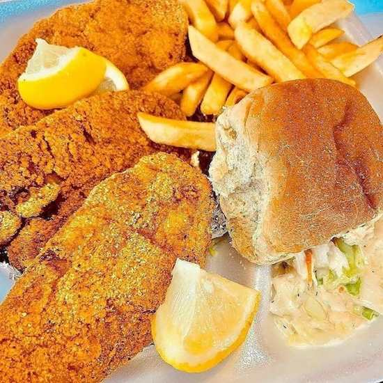 Sam Sylk's Chicken & Fish (South Euclid)