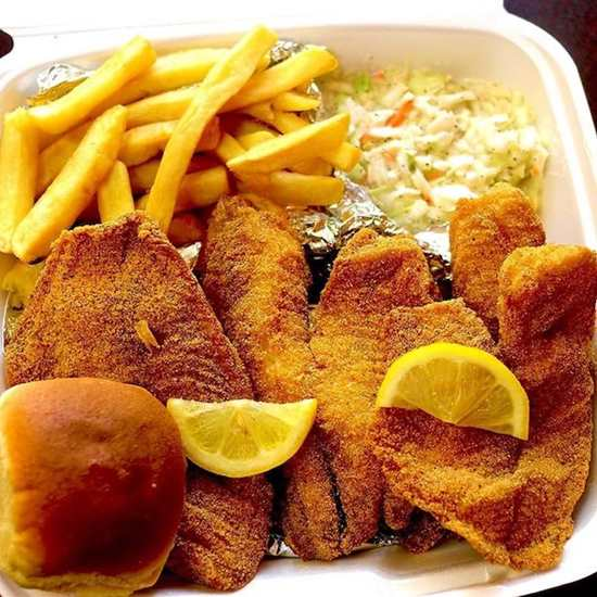 Sam Sylk's Chicken & Fish (Euclid)