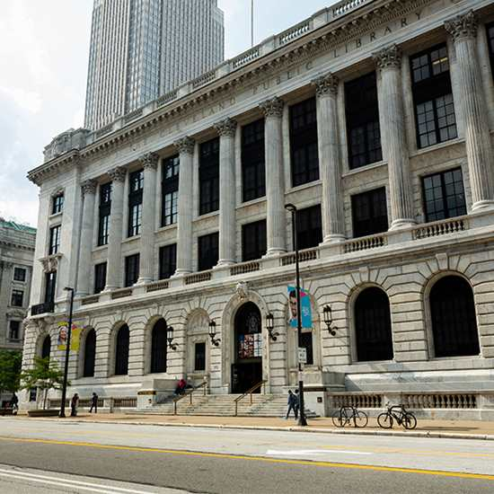 Cleveland Public Library - Main