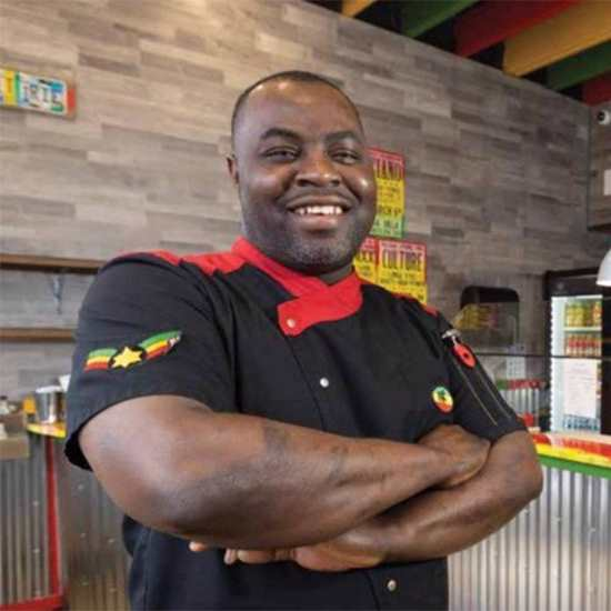 Irie Jamaican Kitchen (West)