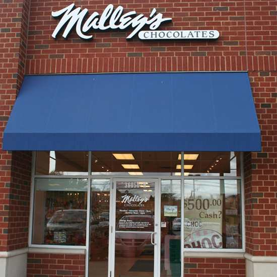 Malley's Chocolates (Avon)